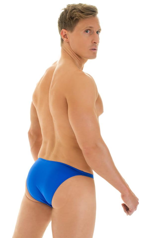 Smooth Front Bikini in Royal Blue 3
