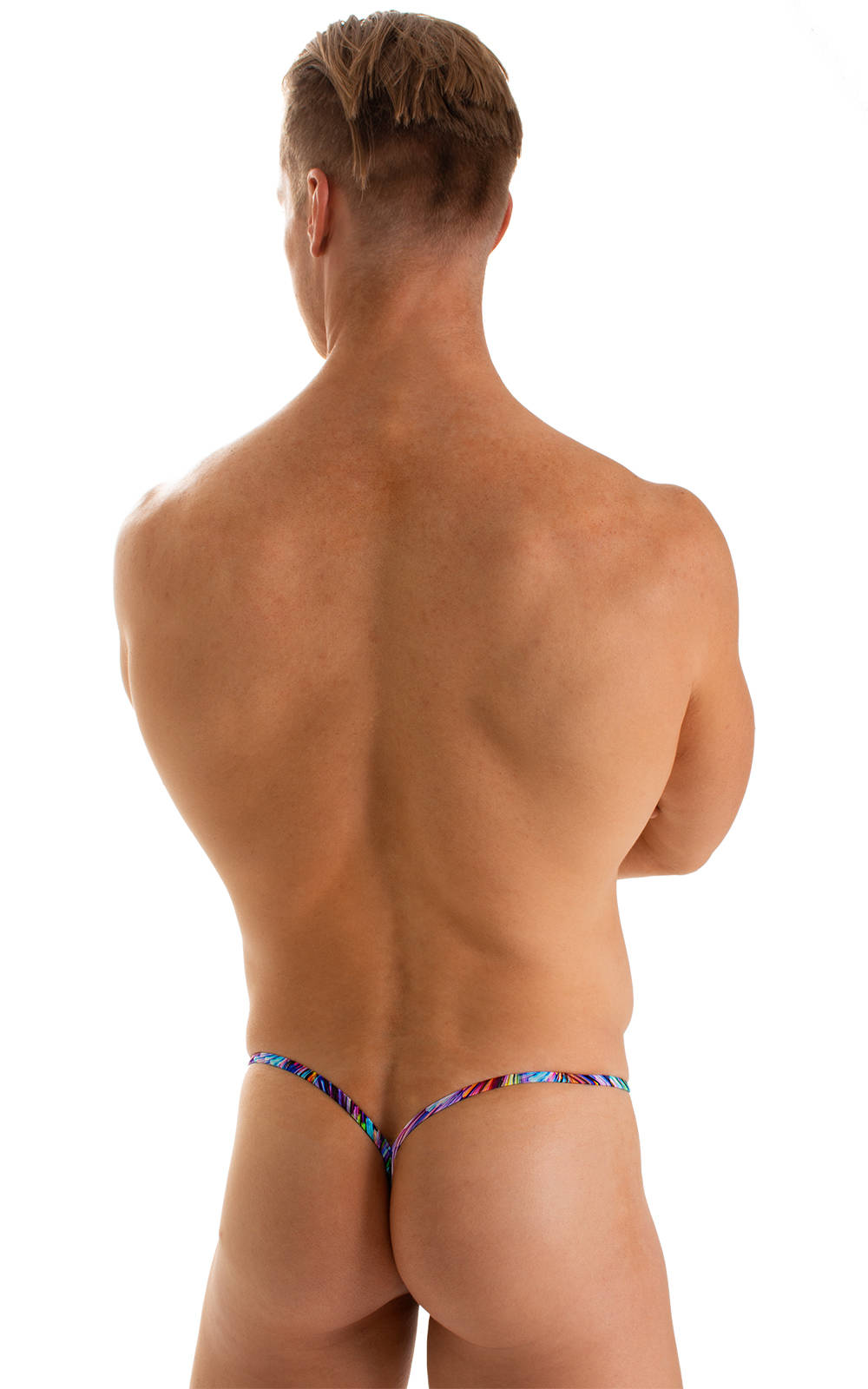 Y Back G String Thong in Illumine with PEP Lining 4