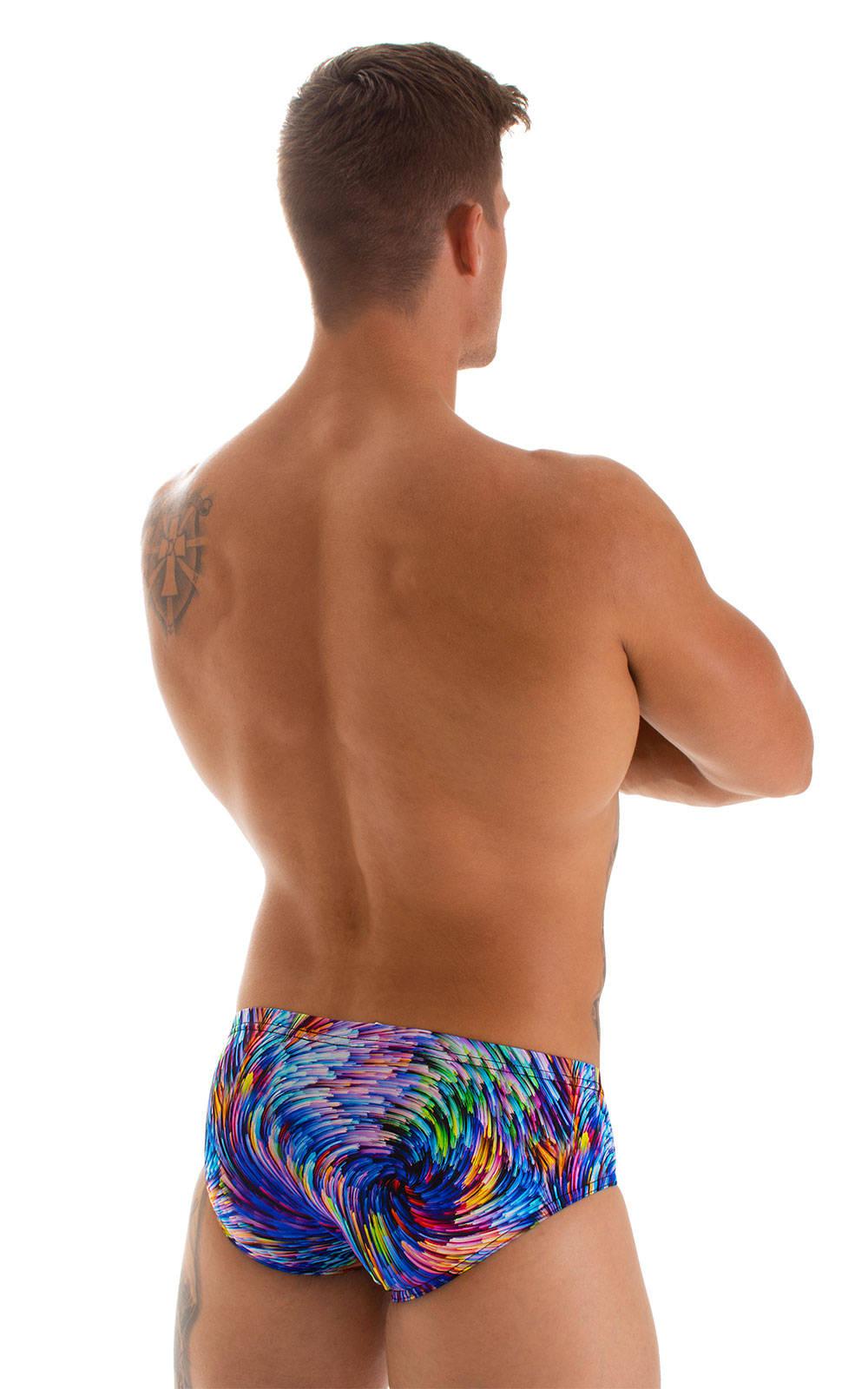 Pouch Brief Swimsuit in Illumine 5
