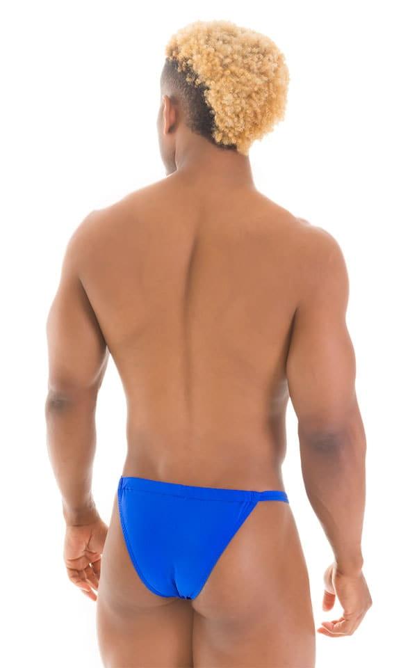 4-Way Adjustable Bikini-Tanga-Micro in Royal Blue 2