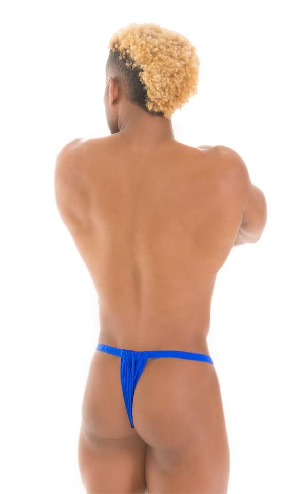 4-Way Adjustable Bikini-Tanga-Micro in Royal Blue 6