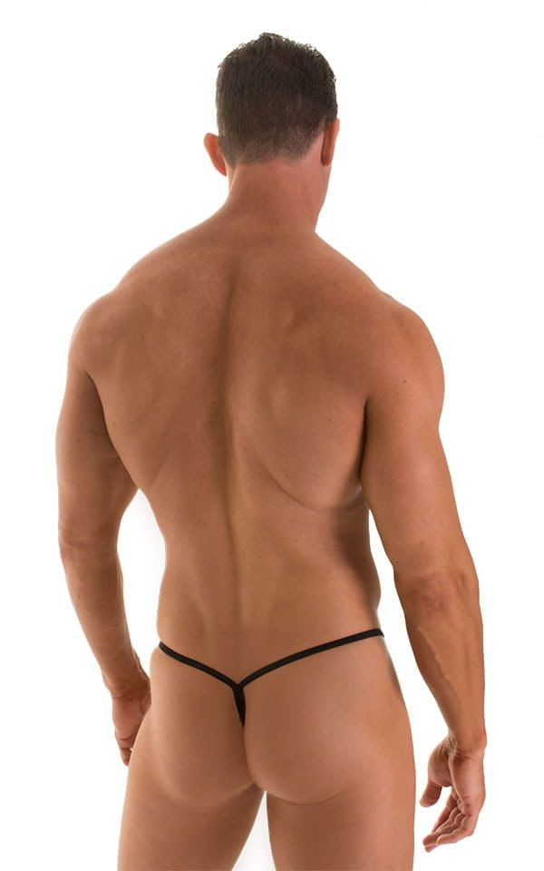 Roman G String Swim Thong in Holographic Nightsparkle with Black Strings 2