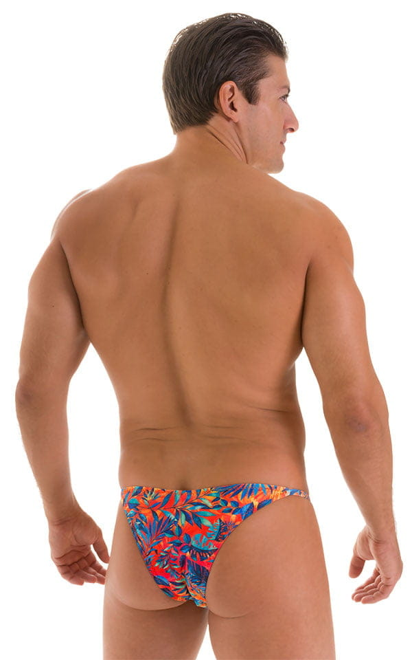 Super Low Brazilian Bikini in Amazon Heat 3