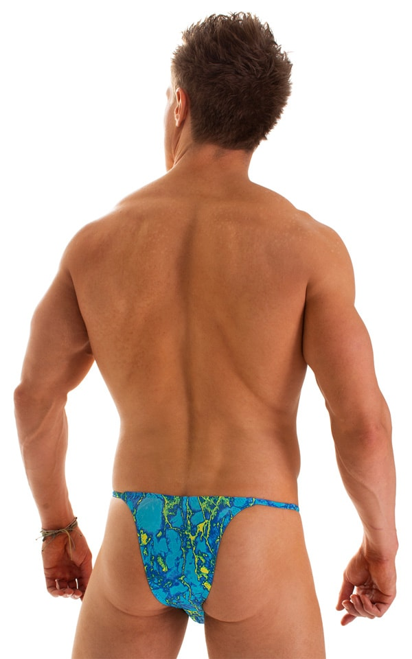 Sunseeker2 Tanning Swimsuit in Super ThinSKINZ Cool Infared 2