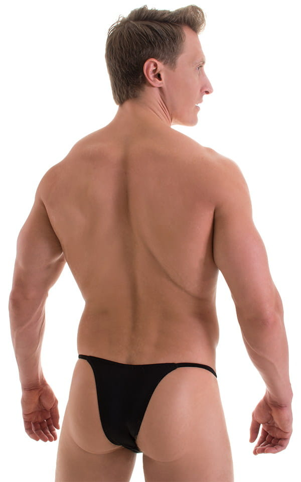 Sunseeker2 Tanning Swimsuit in ThinSkinz Black 3