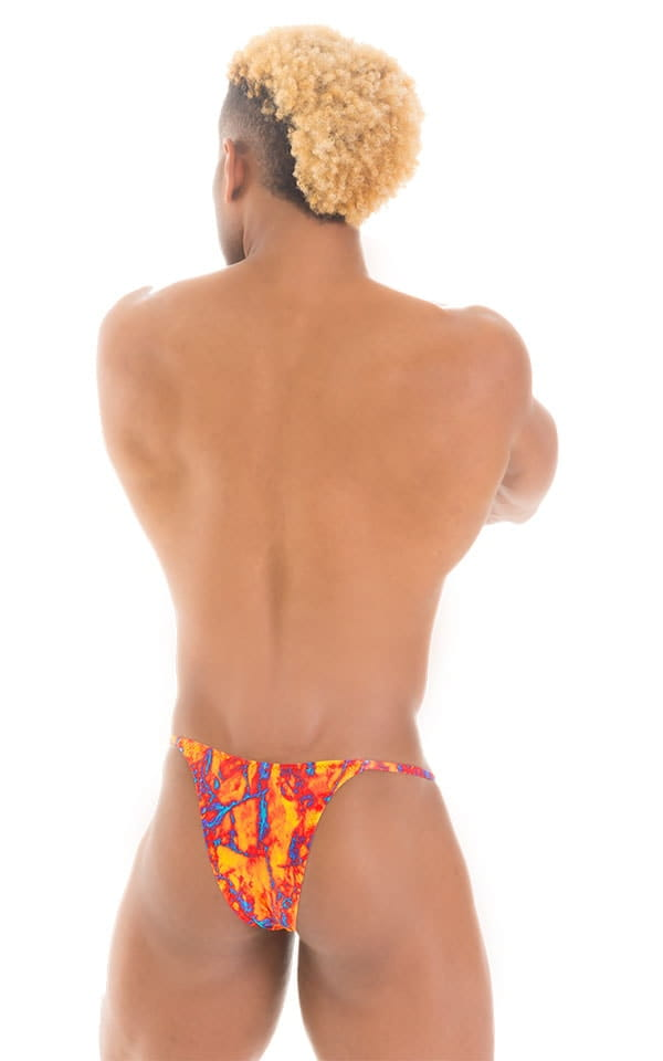 Sunseeker2 Tanning Swimsuit in Super ThinSKINZ Hot Infared 3