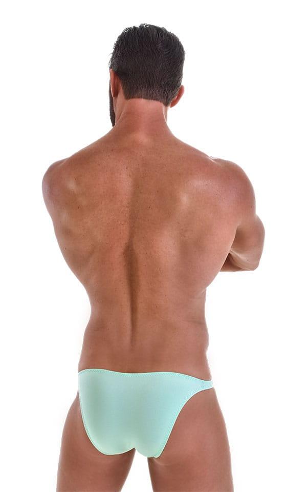 Fitted Bikini Bathing Suit in Mint 3