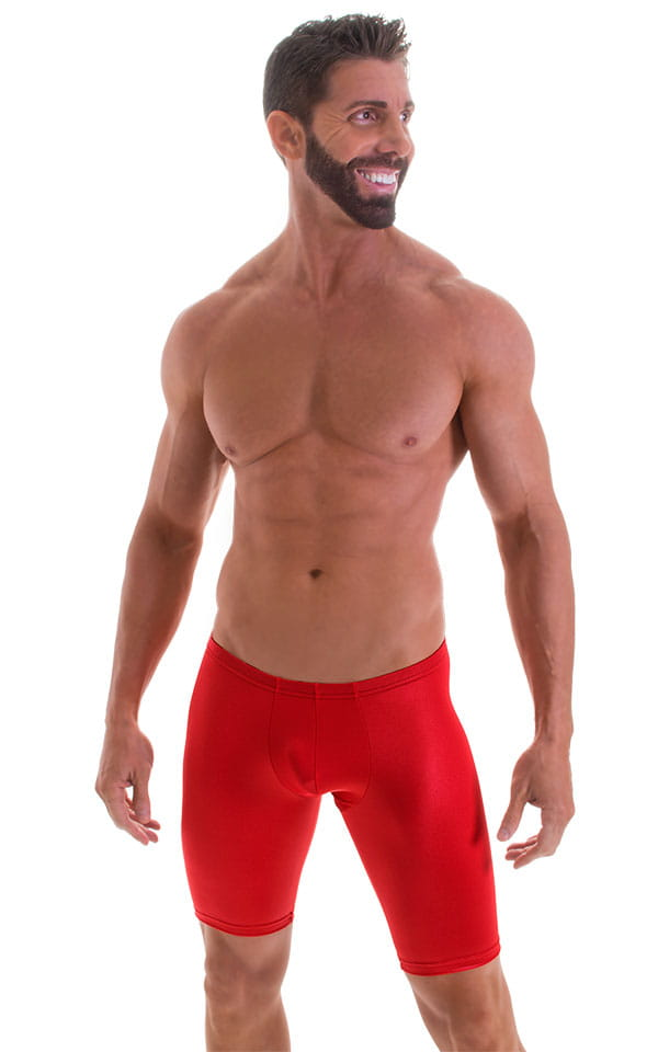 Mens Lycra Swim Shorts