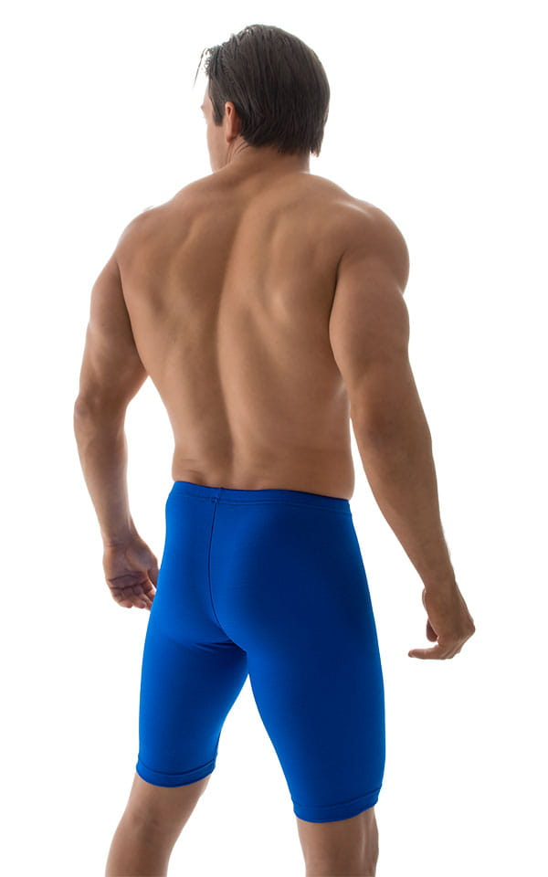 Competition Swim-Dive Jammers in Royal Blue 3