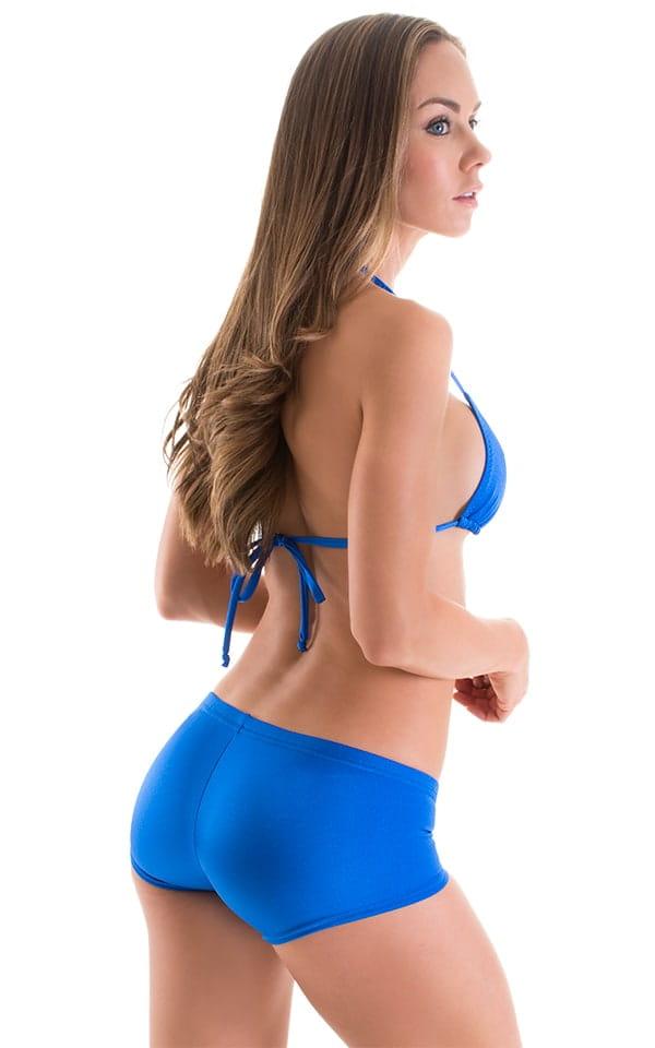 a606c30995 Boy Cut Swim Shorts Bottom in Royal Blue