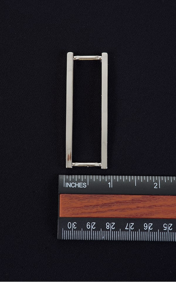 Silver Buckle for F2 2