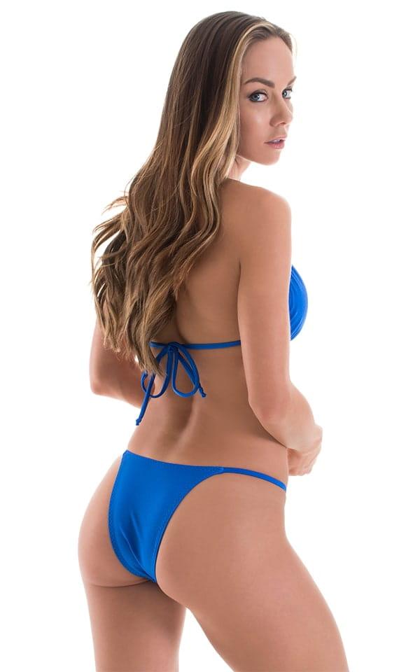 Skinny Side Rio Bikini Bottom in Royal Blue 3