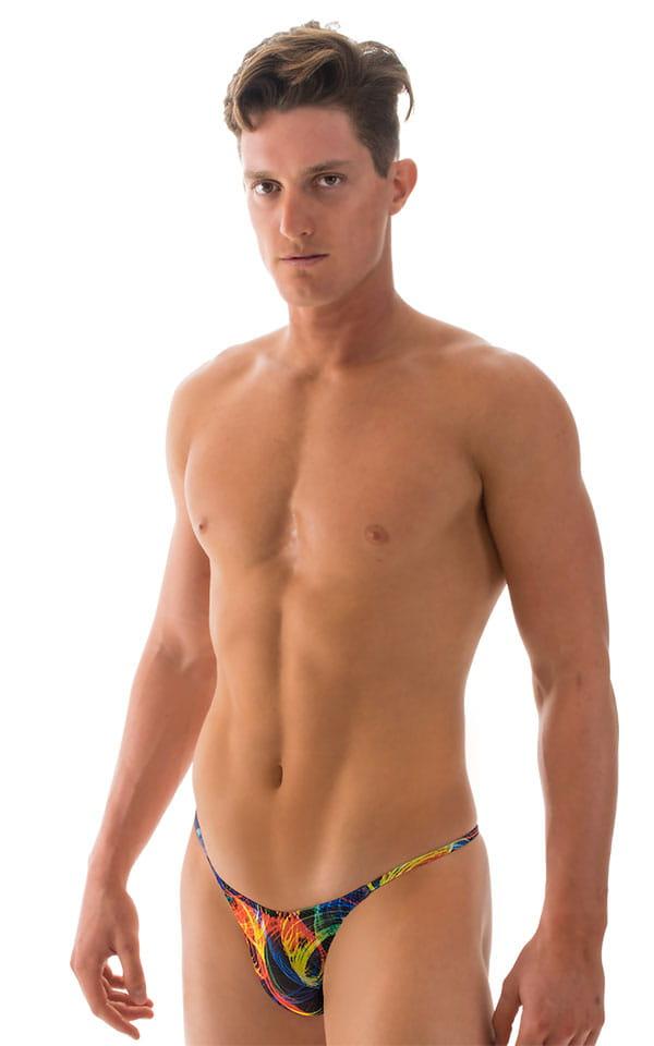 Sunseeker2 Tanning Swimsuit in RaveUp Tan Through 1
