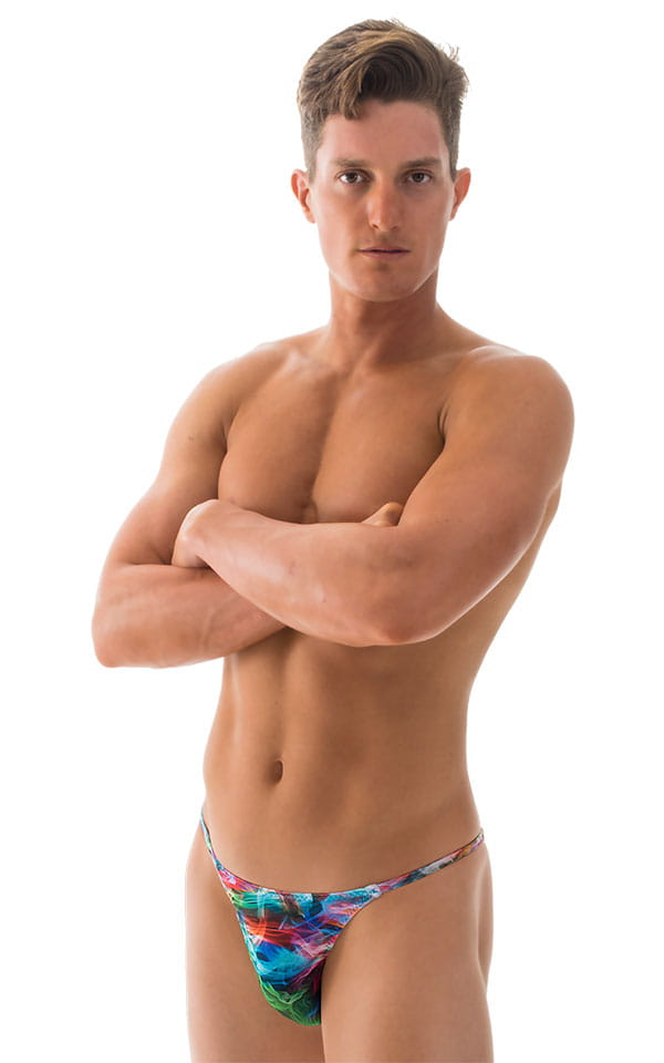 Super Low Brazilian Bikini in Vapors 4