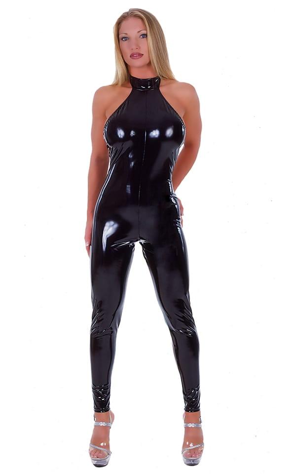 Catsuit-Bodysuit-Halter-Tank 4