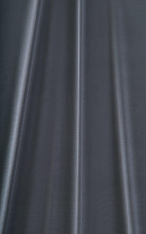 Comfort Pouch - Bulge Enhancing - Half Back Bikini in ThinSKINZ Metal Gray Fabric