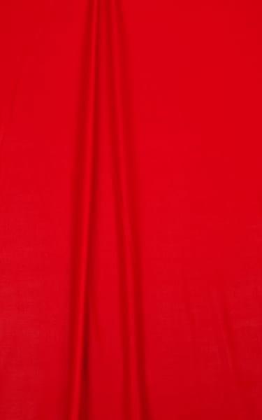 Teardrop G String Swim Suit in Wet Look Lipstick Red Fabric