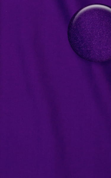 Extreme Low Square Cut Swim Trunks in Purple Fabric
