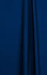 Sunseeker Micro Pouch Half Back Bikini in Navy Blue Fabric