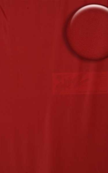 One Piece Zipper in ThinSKINZ Red Fabric