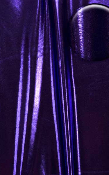 Womens Low Rise Leggings - Fashion Tights in Mystique Eggplant-Purple Fabric