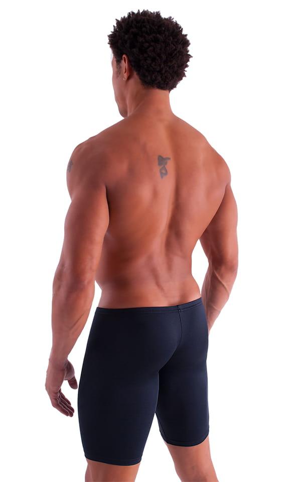 Extreme Lycra Jammer Shorts in Black 3
