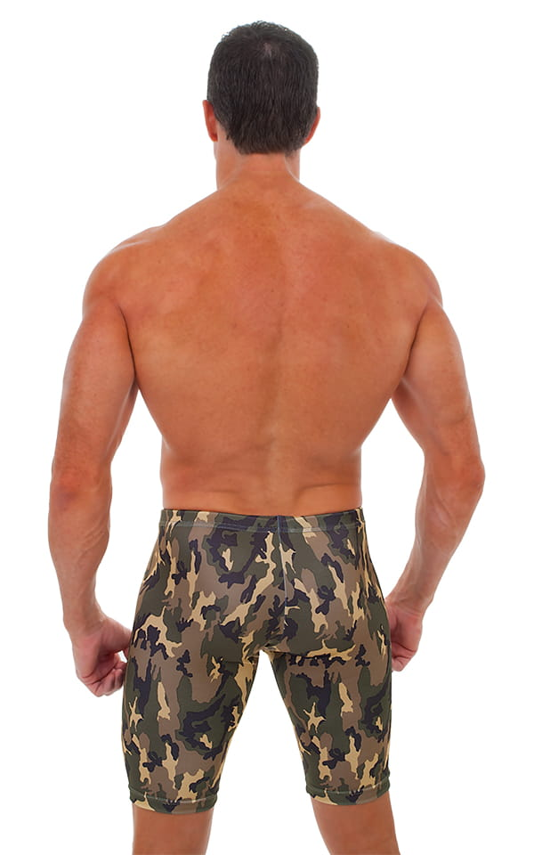 Competition Swim-Dive Jammers in Camo 4