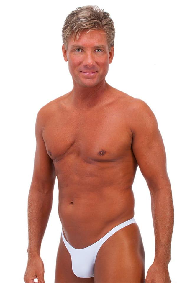 Rio Tanning Bikini Swimsuit in Optic White 1
