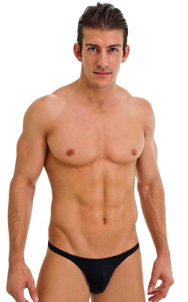Rio Tanning Bikini Swimsuit in Black 1