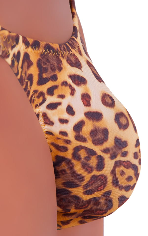 Rio Tanning Bikini Swimsuit in Jungle Kat with Special PEP Lining 4