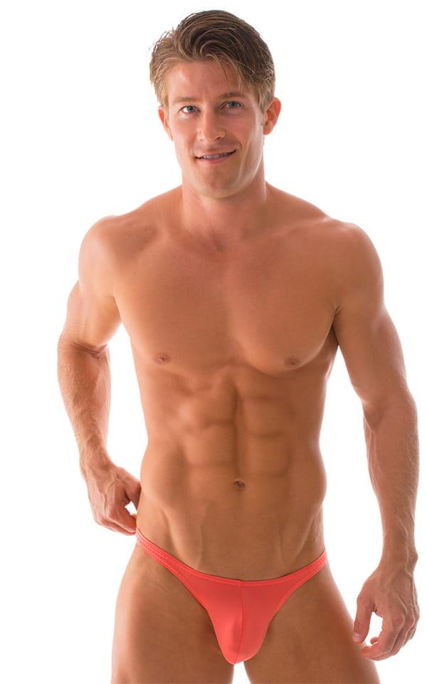 Stuffit Pouch Bikini Swimsuit in ThinSKINZ Apricot 1