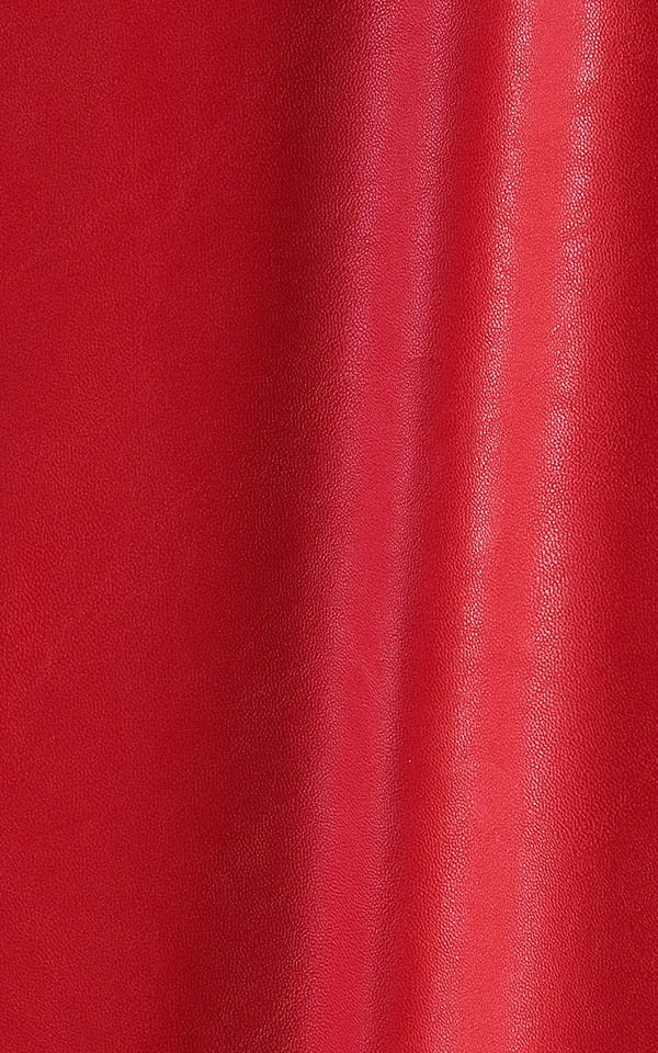 Womens Low Rise Leggings - Fashion Tights in Red Rawhide Leatherlook Fabric