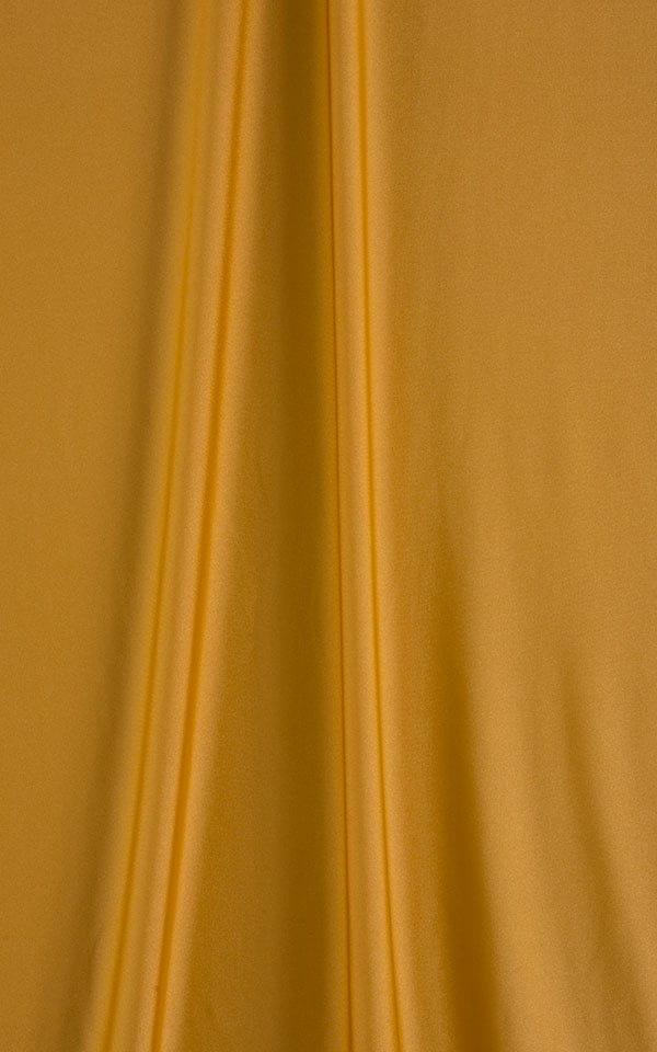 Bright Gold Tricot nylon-lycra 1