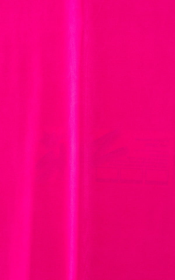 Super Low Brazilian Bikini in Semi Sheer ThinSKINZ Neon Pink Fabric