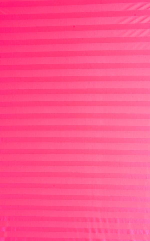 Fuschia Satin Stripe Mesh 3