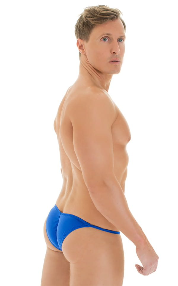 Micro Pouch - Puckered RIO Back in Royal Blue 3