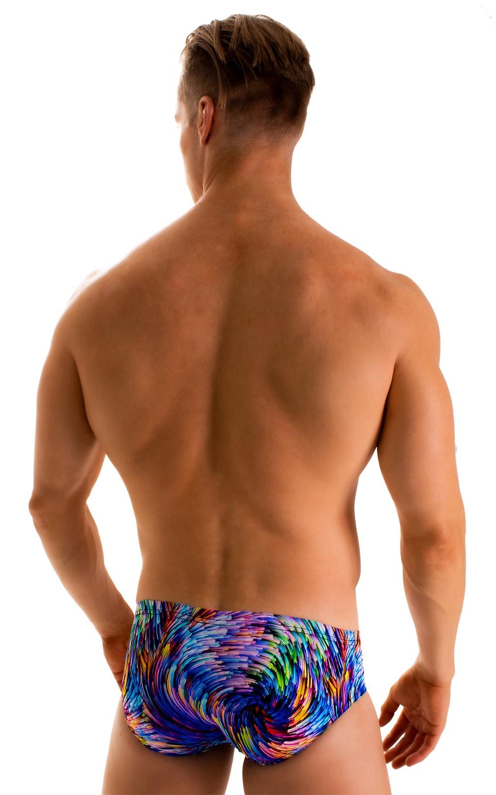 Pouch Brief Swimsuit in Illumine 2