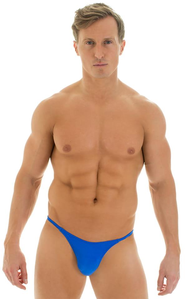 Sunseeker2 Tanning Swimsuit in Royal Blue 1
