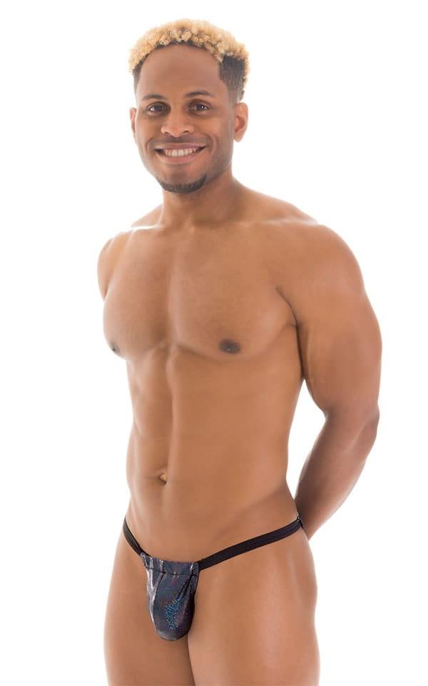 4-Way Adjustable Bikini-Tanga-Micro in Night Sparkle 1