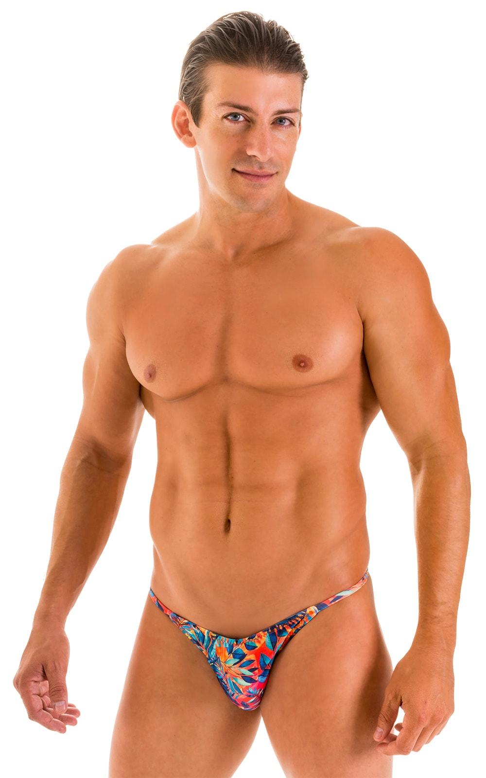 Super Low Brazilian Bikini in Amazon Heat 1