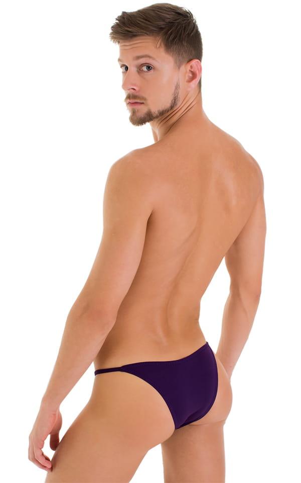 Super Low Brazilian Bikini in  ThinSKINZ BlackBerry 1
