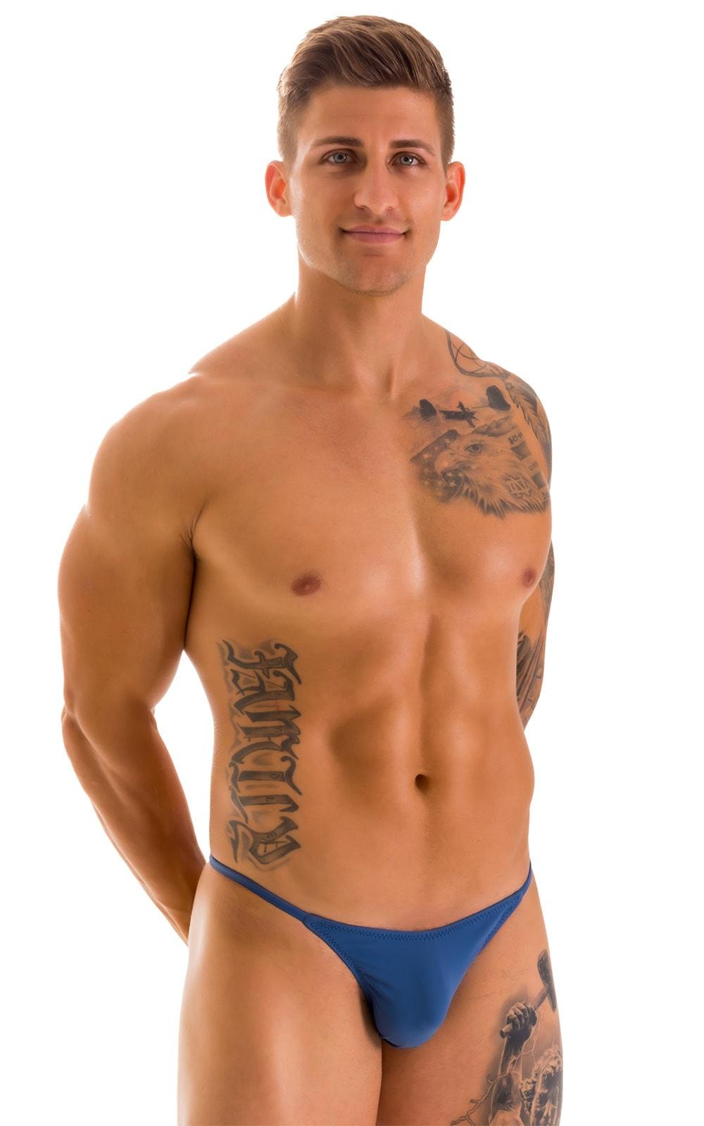 Super Low Brazilian Bikini in Globe 1