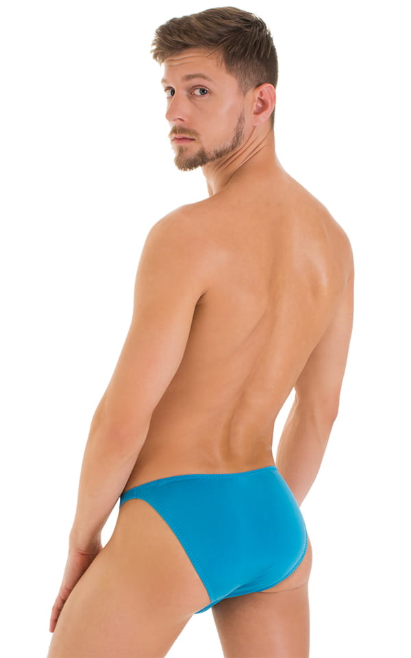 Fitted Bikini Bathing Suit in ThinSKINZ Sapphire 3