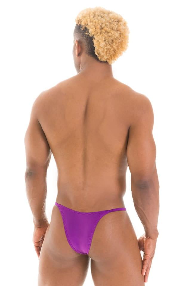 Sunseeker2 Tanning Swimsuit in ThinSKINZ Grape 3