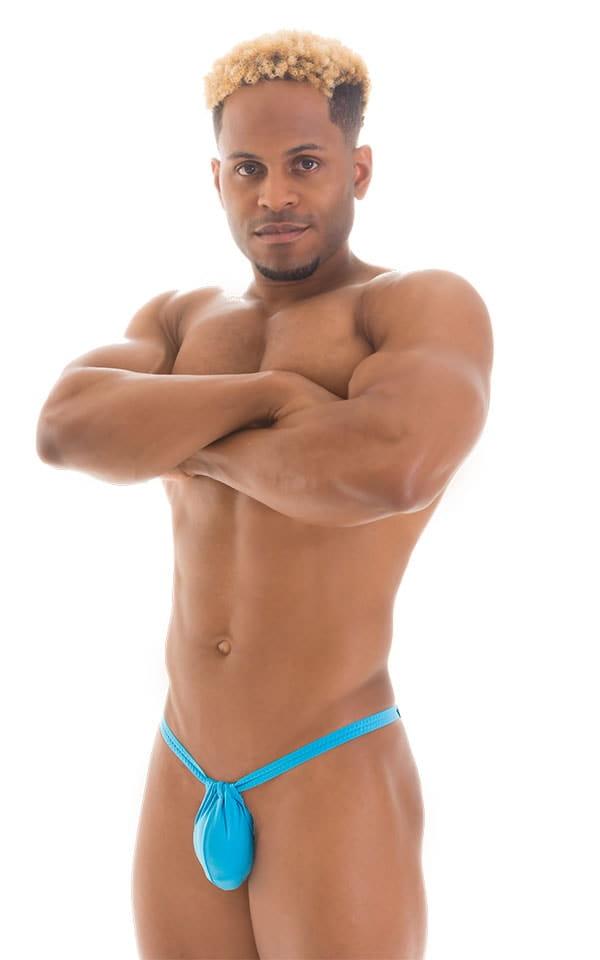 4-Way Adjustable Bikini-Tanga-Micro in ThinSKINZ Sapphire 5