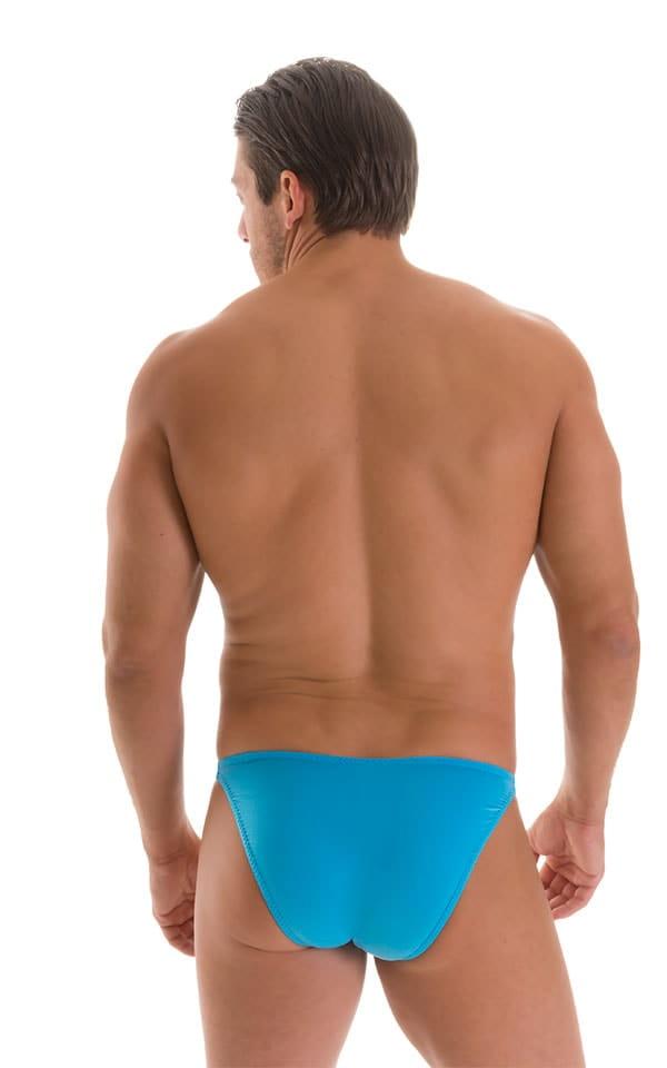 Stuffit Pouch Bikini Swimsuit in ThinSKINZ Sapphire 2