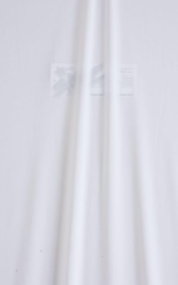 Sunseeker Micro Pouch Half Back Bikini in Super ThinSkinz White Fabric