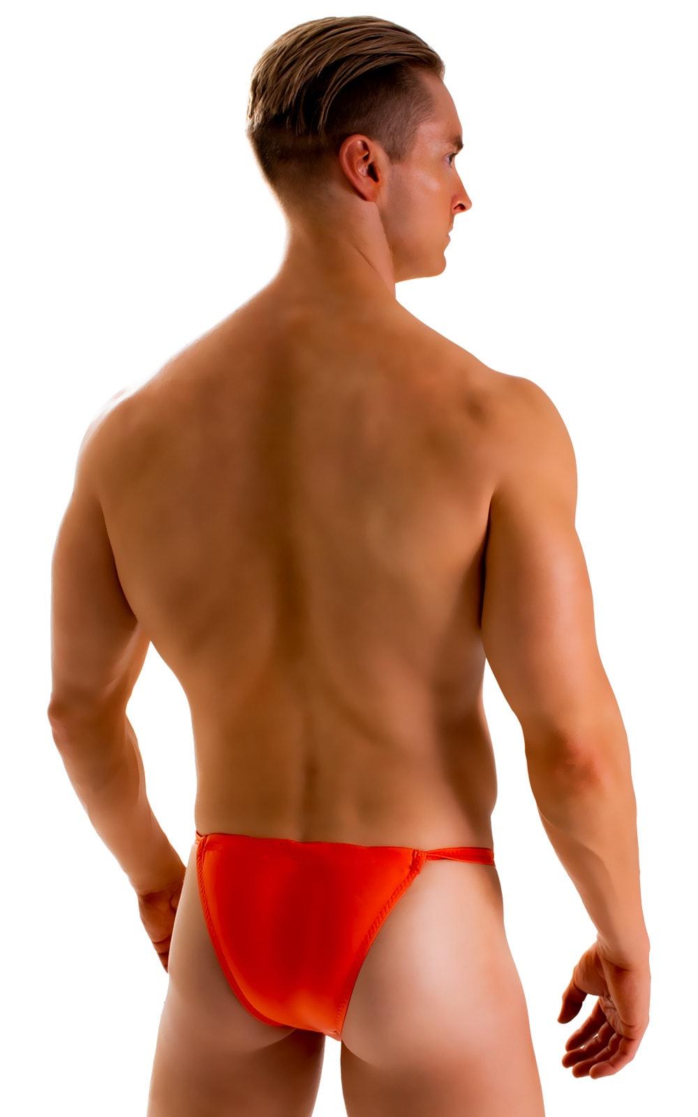 4-Way Adjustable Bikini-Tanga-Micro in ThinSKINZ Apricot 4