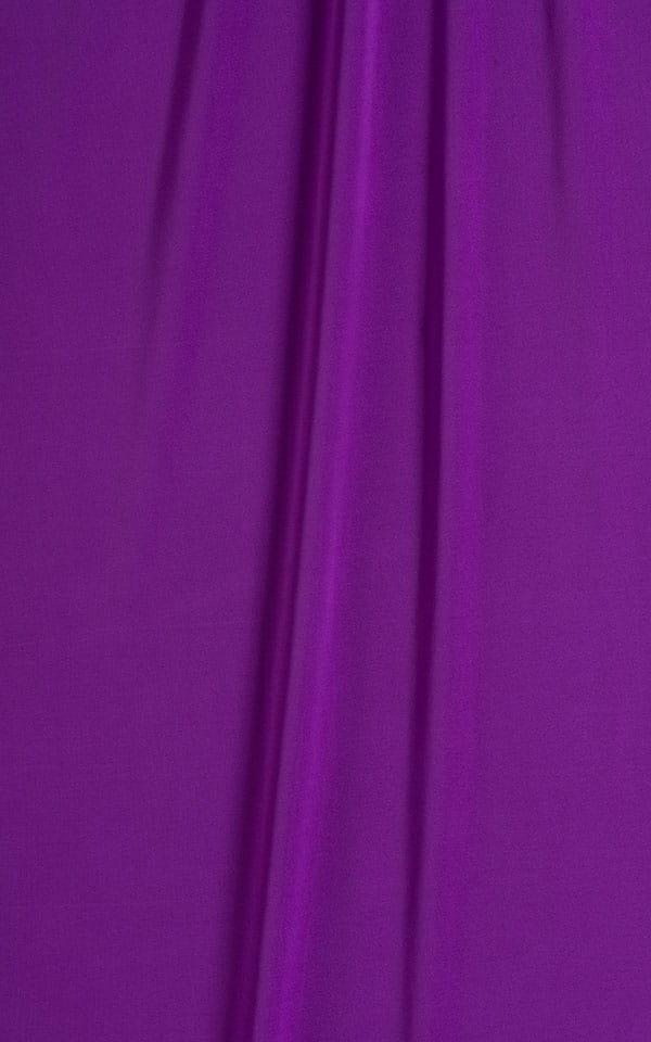 Teardrop G String Micro Bikini in ThinSKINZ Grape Fabric