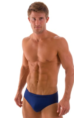 Mens-Competition-Drawstring-Swim-Brief- Front